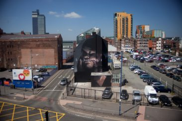 Axel Void in Manchester, UK