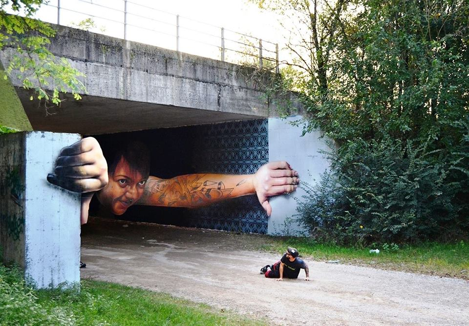 Artists Cheone & Mor